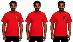 T-Shirt (Pack of Three) Workwear Uniform. Free personalised logo of your choice.