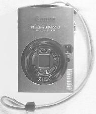 Canon Power Shot SD800 IS Digital Camera