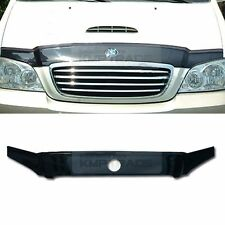 San Front Hood Guard Bug Shield Molding for KIA 2002 - 2005 Carnival / Sedona
