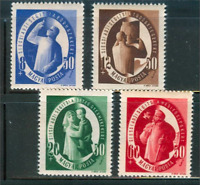 HUNGARY - 1947. S.A.S. / Charity  Cpl.Set MNH!! Mi:981-984.