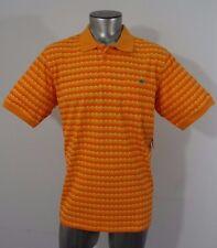 LRG  men's polo shirt orange L new