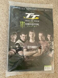 Isle of Man TT official programme and race guide 2011 - NEW