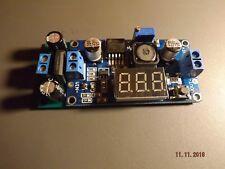 AC-DC Wandler mit LED Voltmeter ,Ideal für Modellbahn, LED,SMD Produkte