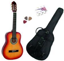Pack Guitare Classique 1/2 Pour Enfant (6-9ans) Avec 3 Accessoires (Sunburst)