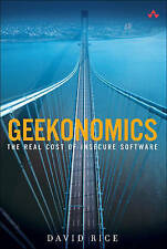 Geekonomics: The Real Cost of Insecure Software-ExLibrary