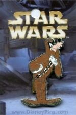 Disney Pin: WDW Star Wars Mystery Pin Collection - Goofy as Chewbacca