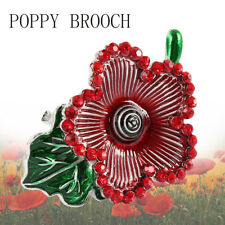 Poppy Costume Brooches & Pins for sale | eBay