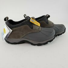 LL Bean Storm Chaser Womens Slip On Shoe Boots 6.5 Vibram Arctic Grip Waterproof