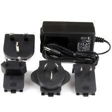 StarTech.com 9 Volt Replacement or Spare Power Adapter - M Barrel 2a (Black)