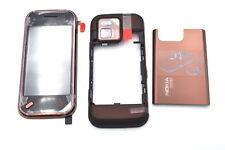 Nokia N97 mini komplettes Cover braun