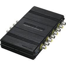 Ground Zero GZDSP4-8XII DSP Digital Sound Equalizer Laufzeitkorrektur