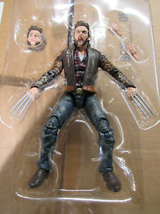 "Marvel Legends 6"" Wolverine Hugh Jackman Jacket X-Men New IN HAND Origins Movie"