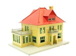 MTH 10-4009 No.191 Cream & Red Villa NIB