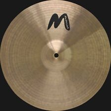 Masterwork Cymbals Jazz Master Series 14-inch Crash Extra Thin
