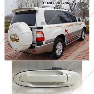 For 98-07 Land Cruiser LC100 / Lexus LX470RIGHT REAR Door Outside Handle White k