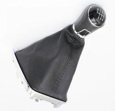 6 Vitesses Noir Pommeau Levier de + Soufflet pour VW Golf 7 MK7 Gti GTD Tdi