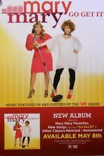 MARY MARY POSTER, GO GET IT (J7)