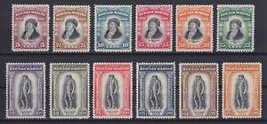 """San Marino 1935 """"Delfico"""" n.193-204 nuova MLH*gomma originale"""