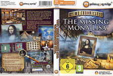 Time Chronicles: The Missing Mona Lisa * Wimmelbild-Spiel * (PC, 2012, DVD-Box)