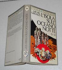Michel Grimaud L'ISOLA SULL'OCEANO NOTTE - SEI 1 ed 1982 Collana I Nuovi adulti