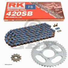 Kit de Cadena Suzuki Rv 50 73-81 Cadena RK 420Mxz 124 Abierto 15/38