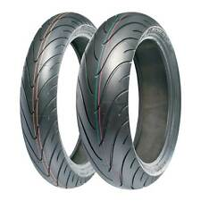 Michelin Pilot Road 2 120/70 ZR17 (58W) & 180/55 ZR17 (73W) Motorcycle Tyres