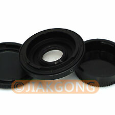 CANON FD Lens to NIKON SLR Mount Adapter Infinity focus