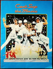 More details for can't stop the music, allan carr, village people. usa film brochure 1980