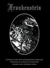 Frankenstein by Mary Wollstonecraft Shelley, Illustrated by Bernie Wrightson