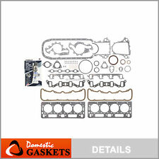 Fits 92-02 Chevrolet GMC Hummer 6.5L Turbo Diesel OHV Cylinder Full Gasket Set