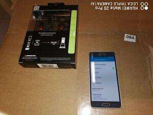Samsung  Galaxy Alpha SM-G850F - 32GB - Schwarz (Ohne Simlock) Smartphone