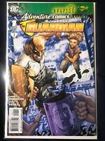 Adventure Comics featuring The Guardian One-Shot Comic Book DC 2009