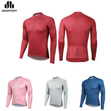 LANCE SOBIKE Cycling Comfortable Bicycle Outdoor top jersey Long Sleeve Feisike