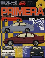 [BOOK] Nissan Primera Hyper REV vol.42 P10 P11 IMPUL BTCC JTCC SR20DE Japan