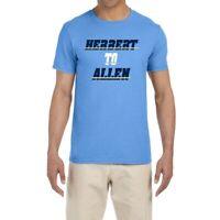 Los Angeles Chargers Justin Herbert To Keenan Allen T-Shirt