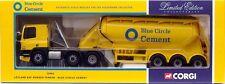 CORGI MODERN TRUCK BLUE CIRCLE LEYLAND DAF TANKER-75902