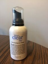 Philosophy On a Clear Day oil free foaming face wash 6.0 oz Expired