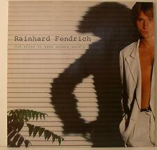 """RAINHARD FENDRICH - E TUTTO IL RESTO IS TUTTI ANDERS PAROLA'N 12"""" LP (j562)"""