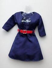 "12"" FR~On The Go Destination London Nippon Misaki Navy Shirt Dress & Belt~LE 300"