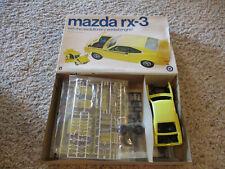 VINTAGE  ENTEX  MAZDA RX-3 WANKEL MIOB 8470 1/20 SCALE