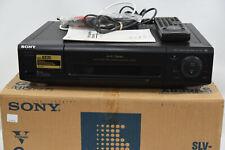 Sony SLV-X835 Hi-Fi Stereo 4 Head Video Cassette Recorder & Remote - VHS VCR