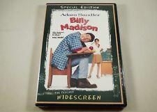 Billy Madison DVD Special Edition Adam Sandler, Bradley Whitford, Josh Mostel