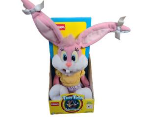 VTG Tiny Toons Adventures PlaySkool *BABS BUNNY*1990 Warner Bros NIB NEW *RARE*