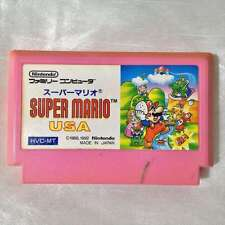 SUPER MARIO USA Nintendo nes famicom japan version cassette only