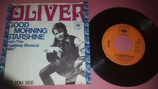 "Oliver 7"" Good morning sunhine1969 60er Schallplatte Vinyl"