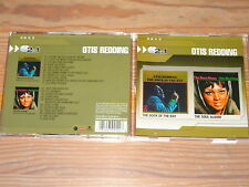 OTIS REDDING - THE DOCK OF THE BAY & THE SOUL ALBUM / 2-CD-SET 2008 MINT-