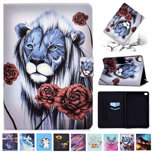 Smart Sleep Leather Case Cover For iPad 5th 6th 7th 8th Gen 9.7 10.2 Pro 11 2020