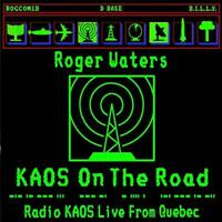 Roger Waters Radio K.A.O.S. Tour 1987 Live in Quebec 2 CD