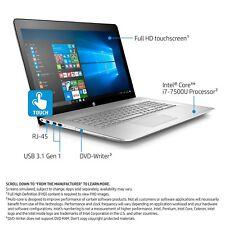 "HP Envy Laptop Touch-Screen 17t-ae000 17 17.3"" i7 16GB 128GB SSD + 1TB 940MX Pro"