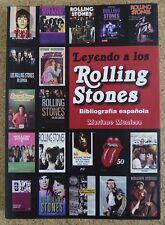Leyendo a los Rolling Stones.Mariano Muniesa.Quarentena